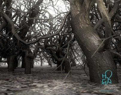 Dead Wood - Tree 3D Models for Sale - 3D Squirrel