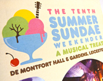 Summer Sundae Weekend