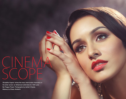 Marie Claire: Cinema Scope