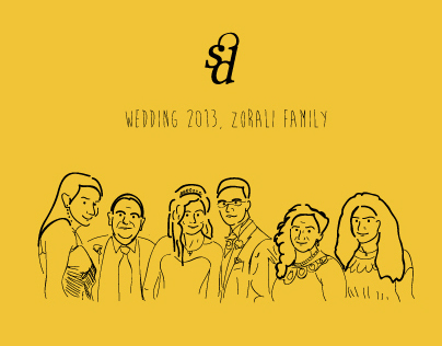 Wedding 2013, Zorali Family