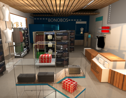 Bonobos Pop-Up