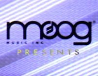 Video Flier for Moog Music Inc