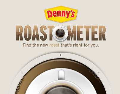 Dennys Roastometer