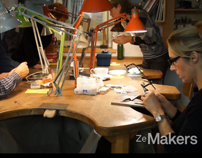 Ze Makers | A Documentary Film