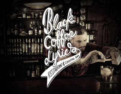 Black Coffee Lyrics