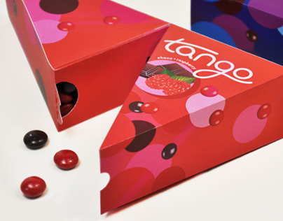 Tango (Movie Theater Candy Packaging)
