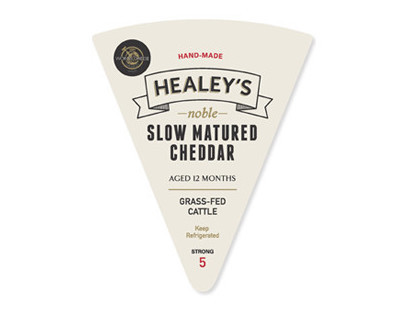 Healey's Cheese /