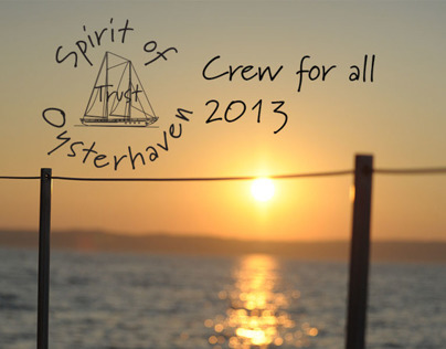Spirit of Oysterhaven Trust - Crew for all 2013