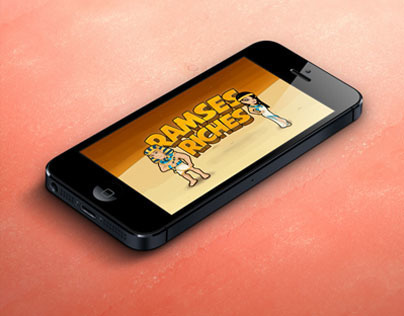 Ramses Riches - iOS Game