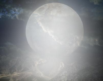 The Full -Wolf- Moon