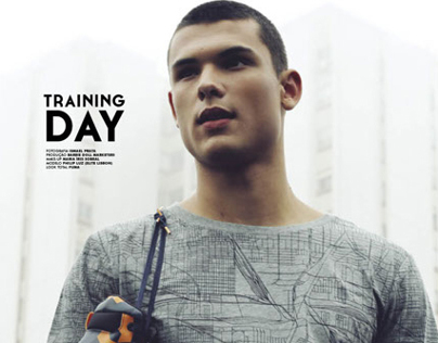 DIF mag #100 :: Training Day