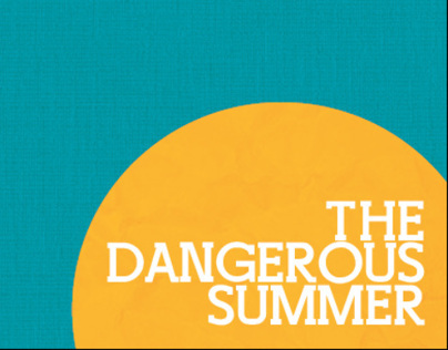 The Dangerous Summer lyric book