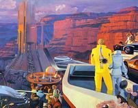 Explorers of Tomorrow