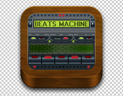 Beats Machine A-z