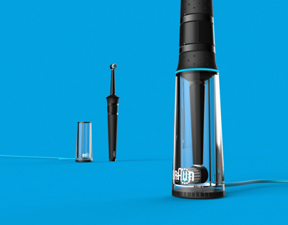 Spire BRAUN - Electric Toothbrush
