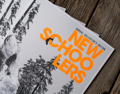 Newschoolers Yearbook