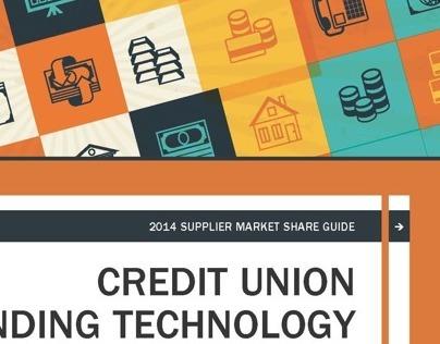 Publication Cover Design - Supplier Market Share