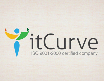 IT Curve Logo Redesign Concepts