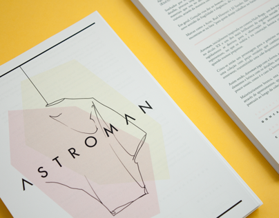 ASTROMAN S/S Collection '14 - flyer