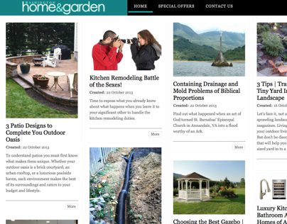 Washington Home and Garden Magazine