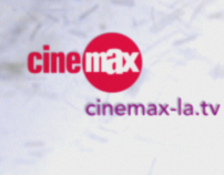 Cinemax / movie promos