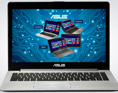 ASUS - Display Interativo