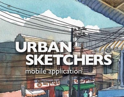 Urban Sketchers Mobile App