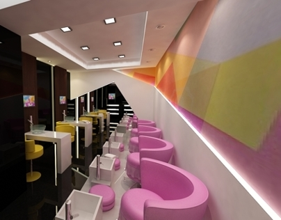 Manicure Room Design