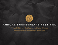 Annual Shakespeare Festival