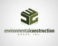 Branding & Website: Environmental Construction Grp