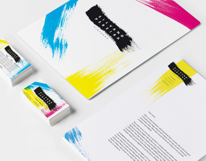 Silvano Pereira Pinturas // Branding and Stationary