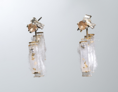'Cloud' Earrings