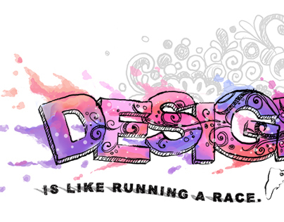 Design is like...