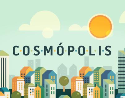 Cosmópolis / Revista Aire