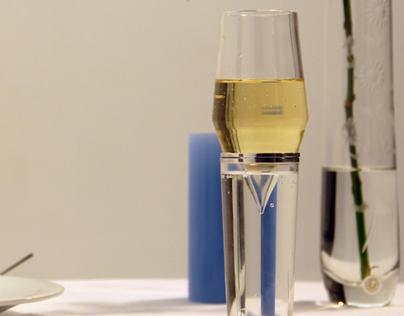 Teres Wine Glass
