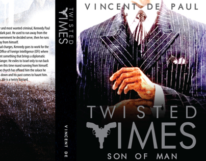 twisted times book cover