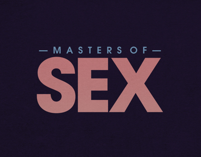 Masters of Sex. Opening titles