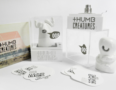 Utopian Perfume Packaging Design