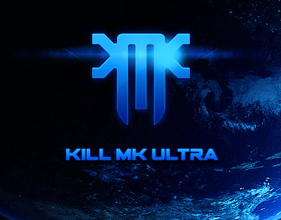 Kill MK Ultra - Game Logo
