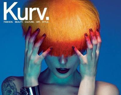 Echolors, for Kurv Magazine