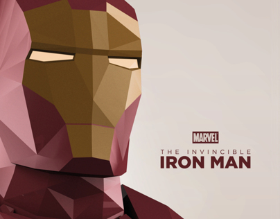 Marvels The Invincible Iron Man cover design