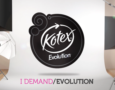 I Demand Evolution - Kotex