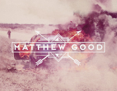 Matthew Good Arrows of Desire Album and Merch Design