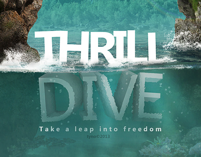 THRILL DIVE