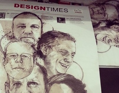 Design Times Cover