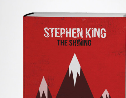 Stephen King's 'The Shining' Special Edition Book Cover
