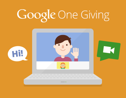 Google One Giving