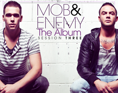 Mob & Enemy - The Album Sessions 3