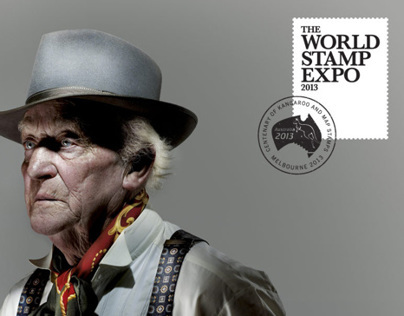World Stamp Expo 2013 - Australia Post