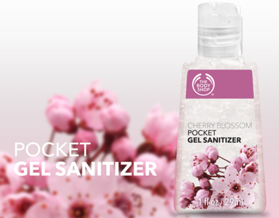 POCKET Gel Sanitizer